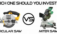 Circular Saw Vs Miter Saw: Which One Should You Pick?