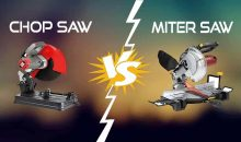 Difference Between Chop Saw and Miter Saw [In Depth Details]